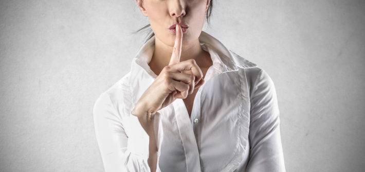 Shhhhh don't tell your client what you are worth